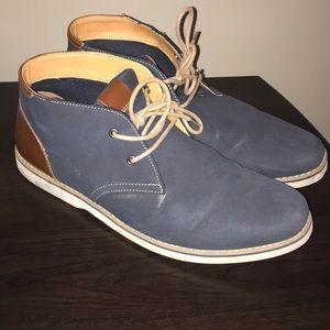 Sonoma Suede Men's Dress Boots
